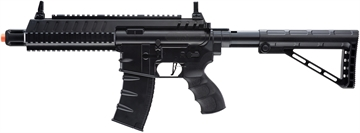 Picture of Tactical Force Cqb - Black, 340 Round Reservoir, 22 Round Magazine, Single Shot & 6 Round Burst, 300 Fps, 6Mm BB