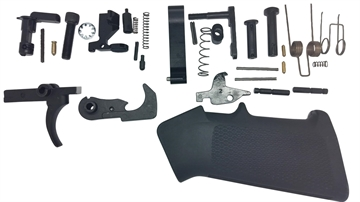Picture of Tactical Superiority 620272 Lower Parts Kit Ar-15 Ar-15 Ar-15 Various Ar-15