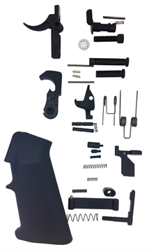 Picture of Tactical Superiority 620395 Lower Parts Kit 308 Black