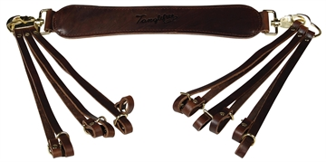 Picture of Tanglefree Ac216 Duck Strap Leather Brown