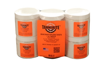 Picture of Tannerite Brick 1Lb Trgt 4/Pk