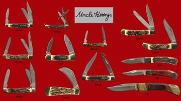 Picture of Taylor Cutlery/S&W Knives Sc500 Panel B Assort 2-Dp