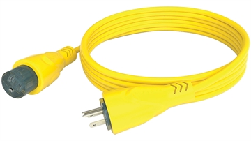 Picture of Taylor Made Products 15A Cordsets 50 FT Yellow