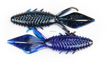 "Picture of Teckel 4"" Adrenaline Bug, Black Blue Lam"