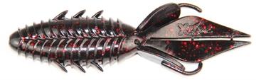 "Picture of Teckel 4"" Adrenaline Bug, Black Red Flake"