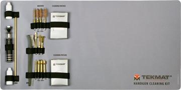 Picture of Tekmat Armorers Bench Mat & Universal Handgun Cleaning Kit