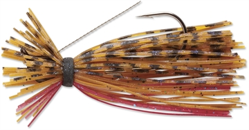 Picture of Terminator Lures Finesse Jig, Sinking, 3/16 Oz, Peanut Butter Jelly