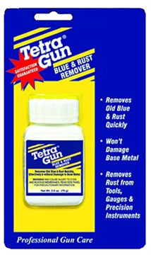 Picture of Tetra 001I Gun Blue Cleaner Blue & Rust Remover 2.7 OZ