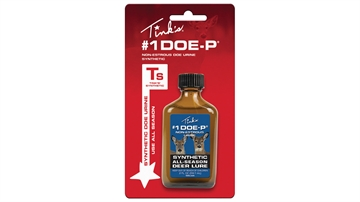 Picture of Tinks #1 Doe-P Lure 2Oz Glass Btl