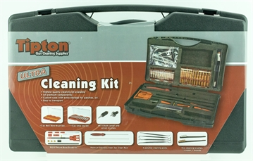 Picture of Tipton 554400 Ultra Cleaning Kit Universal Rifle