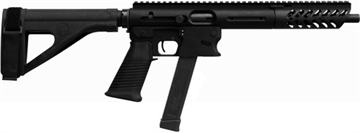 """Picture of Tnw Firearms Inc Aero Survival Pistol .40Sw 10.25"""" 31Rd W/Brace Black"""