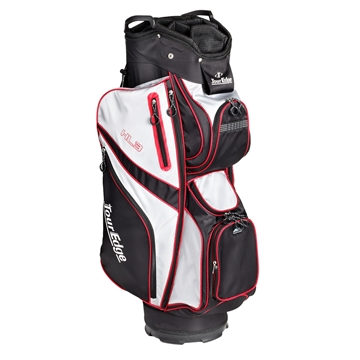 Picture of Tour Edge Hl3 Golf Cart Bag Black/Silver/Red