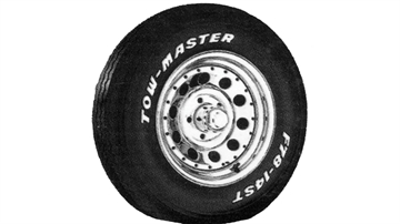 Picture of Towmaster 20.5 X 8-10C 5 H/G