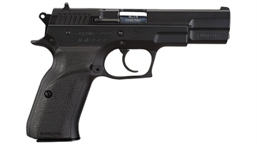 "Picture of Sarsilmaz 9Mm Semi-Auto Pistol, 4.5""Bbl,Blued Frame,Manual Safety, Drop Safety Firing Pin Block,Changeable Front Sight,17+1"