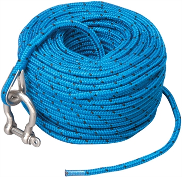 Picture of Trac Outdoor Products CO Anc Rope 5Mmx100'ss Shki