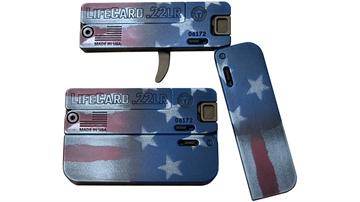 "Picture of Trailblazer Lifecard Flag 22Lr 2.5"" 1Rd"
