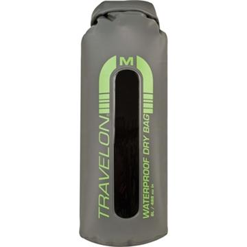 Picture of Travelon Medium Waterproof Dry Bag Green 8 Cubic Liter<