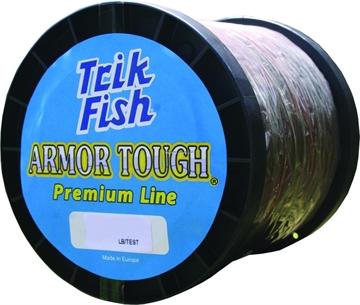 Picture of Trik Fish Armor Tough Mono Line-1 LB 20Lb 2600Yds Camo