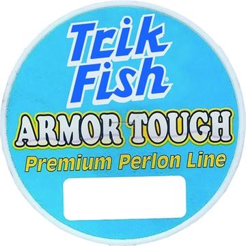 Picture of Trik Fish Armor Tough Mono Line-1 LB 30Lb 1700Yds Camo