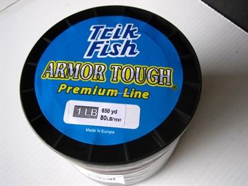 Picture of Trik Fish Armor Tough Mono Line-1 LB 80Lb 650Yds Camo