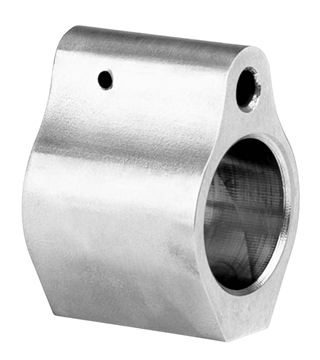 Picture of Trinity Force Corp Gt750gb Stainless Steel Gas Block Rifle High Strength Steel