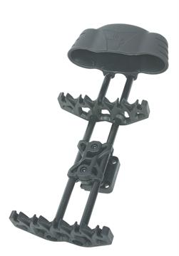 Picture of Trophy Ridge 5-Spot Quiver Black  Black Bow Quiver