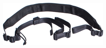 Picture of Viking Tactics Tactics Wide Sling Padded Black 2-Point