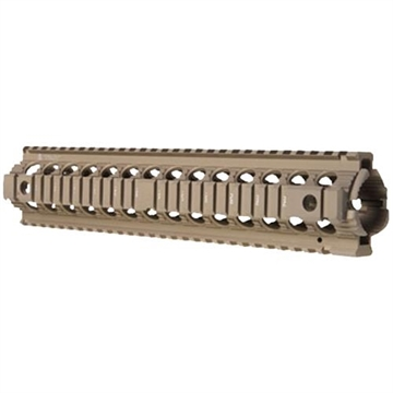 Picture of Ruger Mrfd2ft00 Drop IN Rail Rifle 6005A-T6 Aluminum Fde