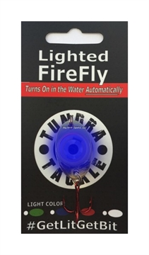 Picture of Tundra Tackle Co. Firefly Large Blue 1/4Oz