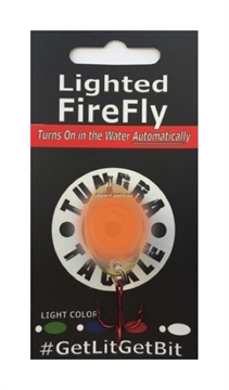 Picture of Tundra Tackle Co. Firefly Large Orange 1/4Oz