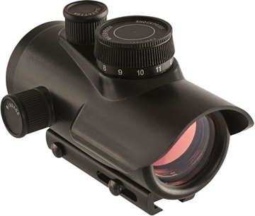 Picture of Axeon 1X30mm Red Dot Sight 5-M.O.A. Dot Black Matte