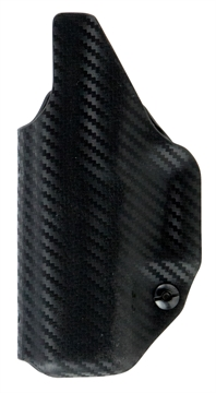 Picture of UM Tactical Iwbqhglk43 Iwb Qualifier Glock 43 Compatible Thermoplastic Black