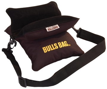 "Picture of Uncle Buds 1701 Black 10"" Field Rest Bag"