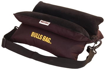 "Picture of Uncle Buds 1705 15"" Black Bench Rest Bag"