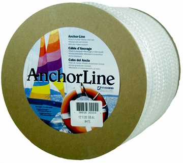 Picture of Unicord AN LN 1/2 X 250 DB White