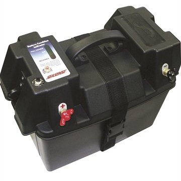 Picture of Unified Marine Deluxe Power Station Battery Box