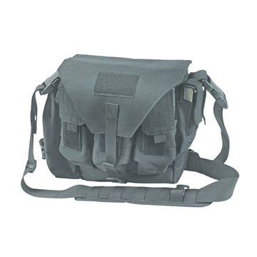 """Picture of US Peacekeeper Battle Ready Bag 12.75""""X10""""X8"""" Black"""