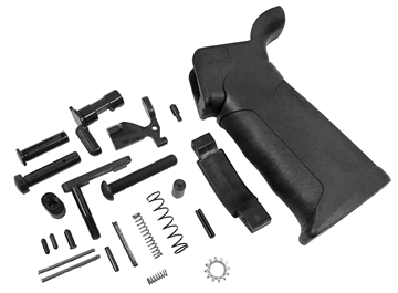 Picture of Usm4 15001342 Ar15 Lower Parts Kit Drop IN Ar-15