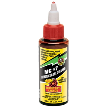 Picture of Shooters Choice Bore Solvent 2Oz