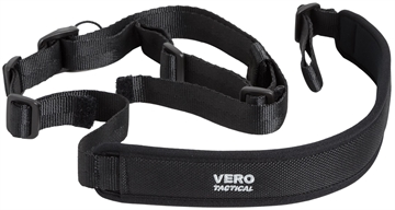 "Picture of Vero V18030 Tactical Rifle Two Point Sling 1"" Swivel Size Black"