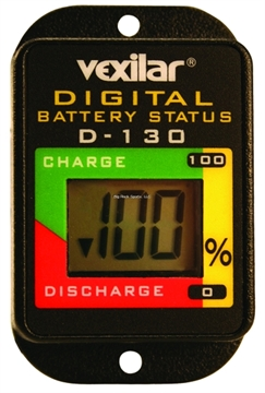 Picture of Vexilar Battery Status Guage Digital