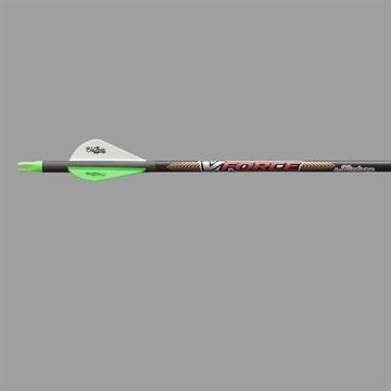 Picture of Victory Archery 6Pk Vforce V3 Carbon Arrow 500 Vfv3-500Fb-6