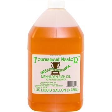Picture of Voodoo Menhaden Oil Gal Pure Cold-Pressed