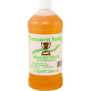 Picture of Voodoo Menhaden Oil QT Pure Cold-Pressed