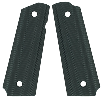 Picture of VZ Grips Albxa 1911 Grip Panels Aliens Textured G10 Black