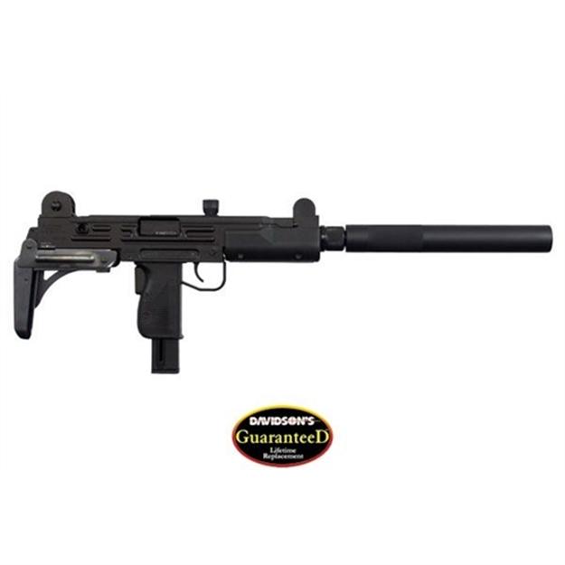 Walther Arms Uzi Rifle  22Lr 1-20Rd Magazine Foldable Stock Blk !