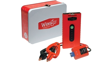 Picture of Weego Battery Pack 300Amp W/Dc & Usb Jump Starter & Carry Bag