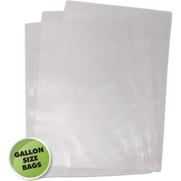 """Picture of Weston 11""""X16"""" (Gallon) Vac Sealer Bags 20 Count"""