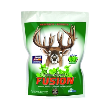 Picture of Whitetail Institute Fusion Food Plot Mix Clover & Chicory 3.15Lb Plants 1/2 Acre