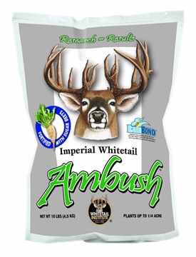 Picture of Whitetail Institute Imperial Ambush 10 Lbs, Plants 1/4 Acre